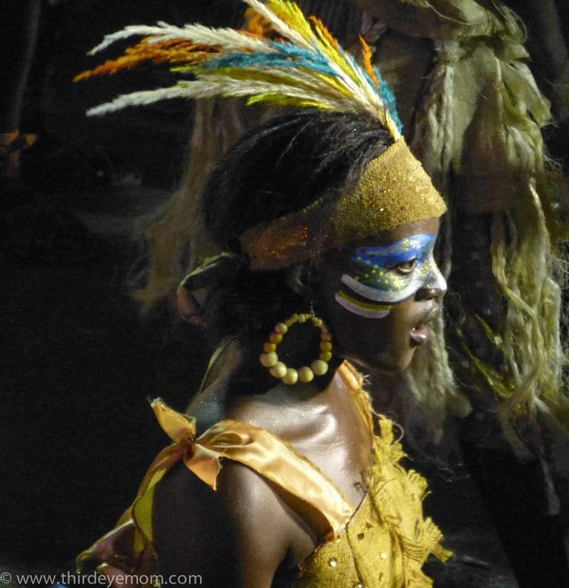 Port-au-Prince Haiti Carnival