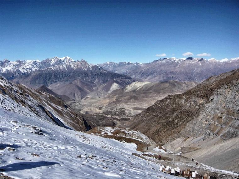 Thorung La Pass Nepal