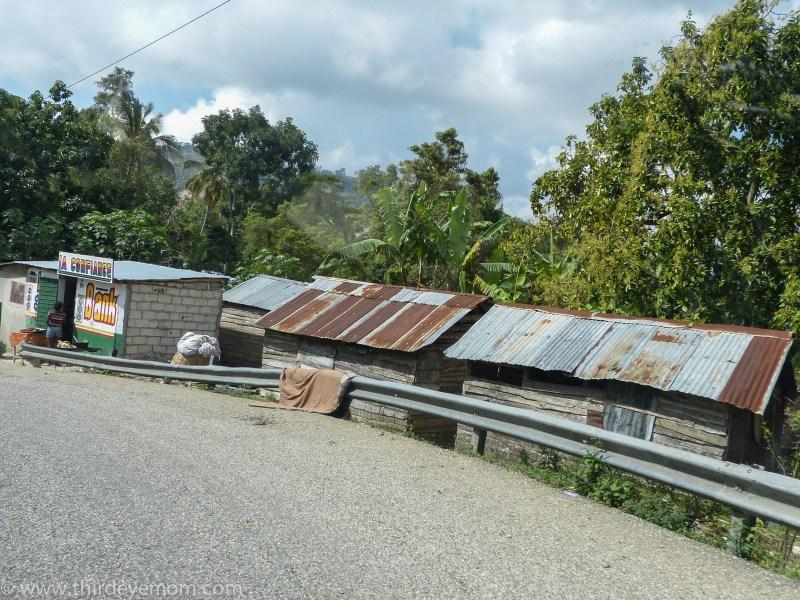 Rural Haiti