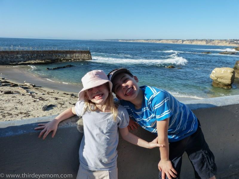 Children's Pool La Jolla San Diego