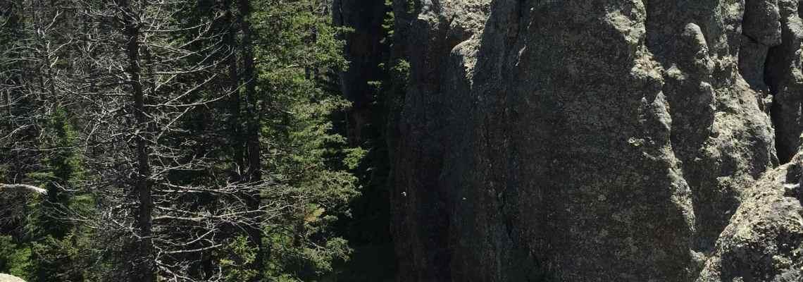 Harney Peak, South Dakota