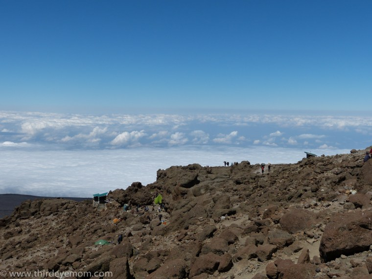Kosovo Camp Machame Route Kilimnajaro