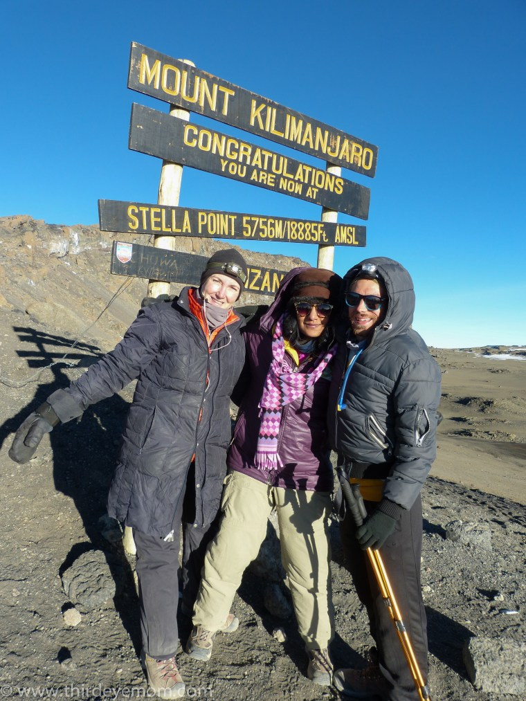 Stella Point, Mount Kilimanjaro