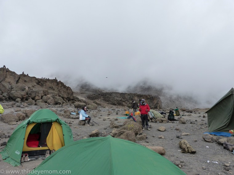 Kosovo Camp Machame Route Kilimanjaro