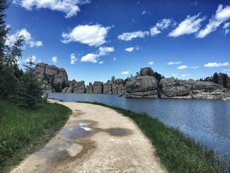 Sylvan Lake, Black Hills, South Dakota
