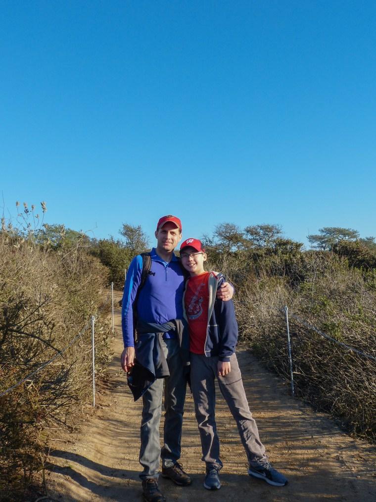 Torrey Pines Reserve California