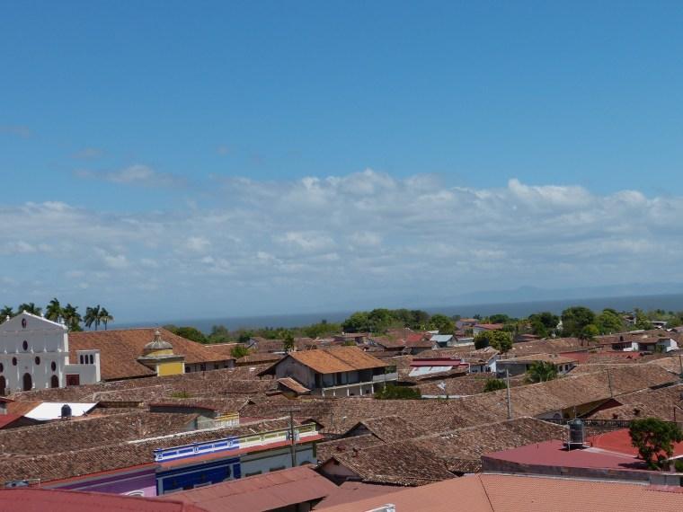Cathedral Plaza Colon, Granada, Nicaragua