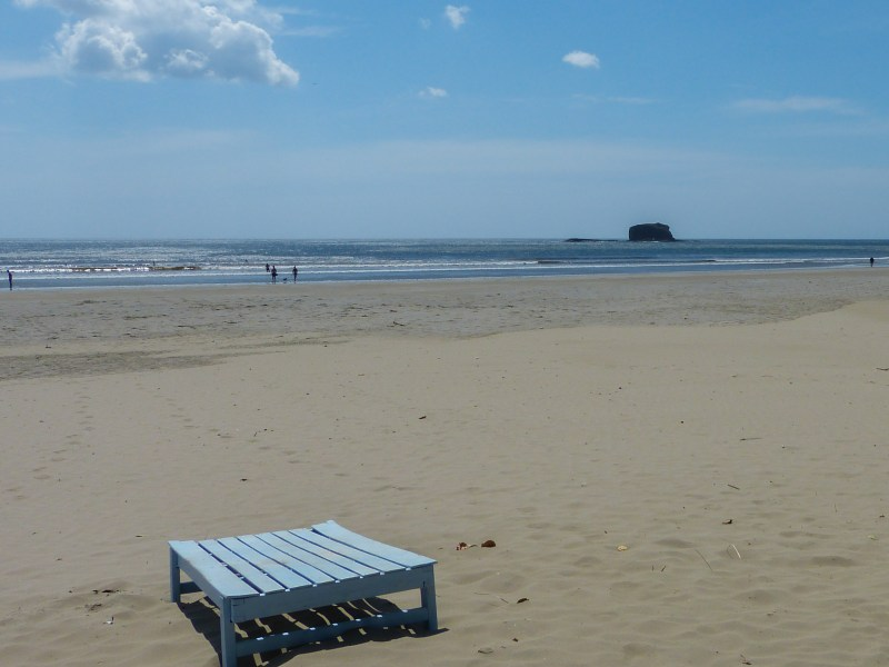 Then the boards are loaded up and we head out to one of several beaches located around San Juan del Sur