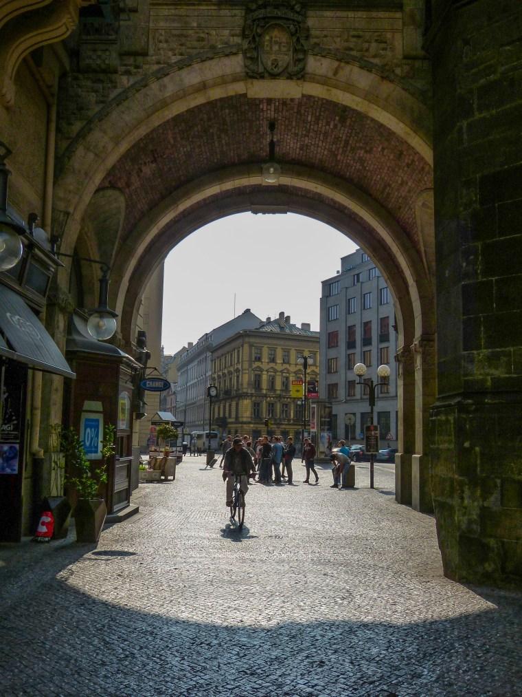 Enter the magic of Prague
