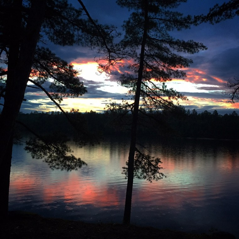 Mitchell Lake, Ely Minnesota