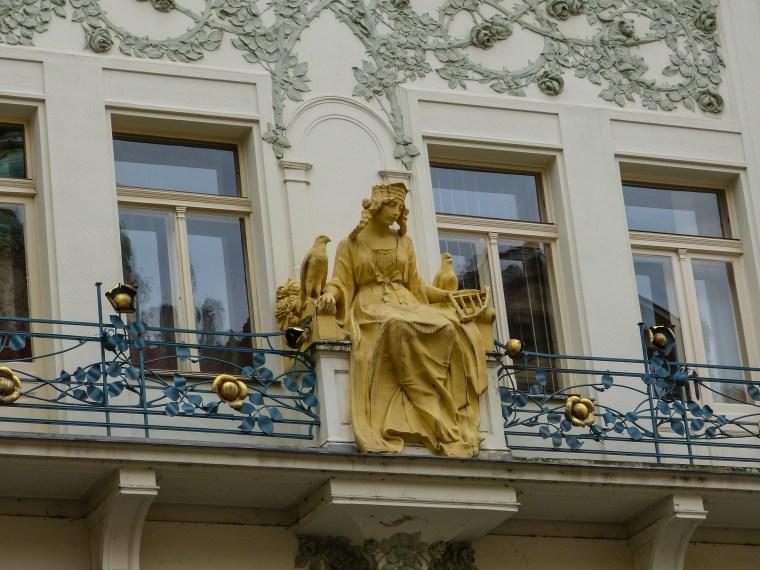 Decorative art Prague