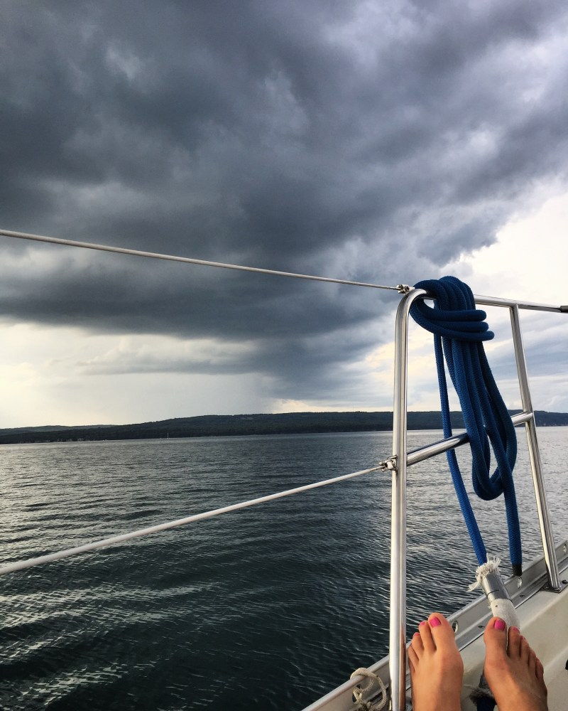 Sailboat Ride in the Apostle Islands