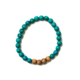 The AMAHORO Mala symbolizes peace.