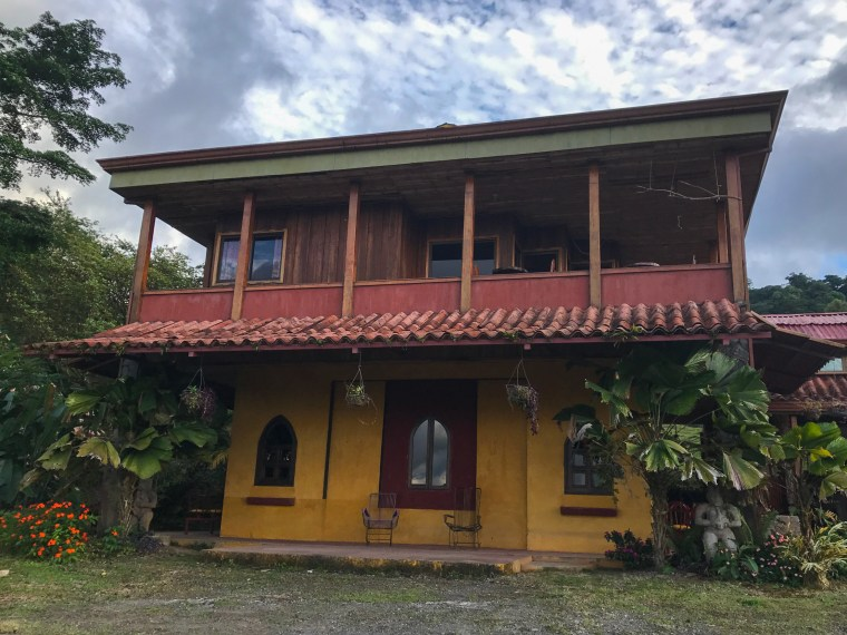 Parrot Hill Ranch, El Castillo, Arenal, Costa Rica