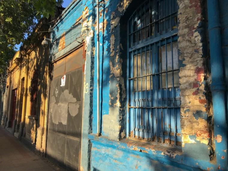 Barrio Italia, Santiago, Chile