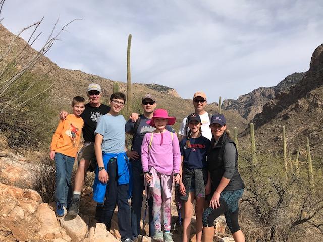 Pima Canyon, Tucson