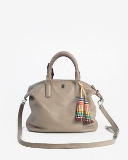 Tory Burch shoulder bag in support of UNICEF