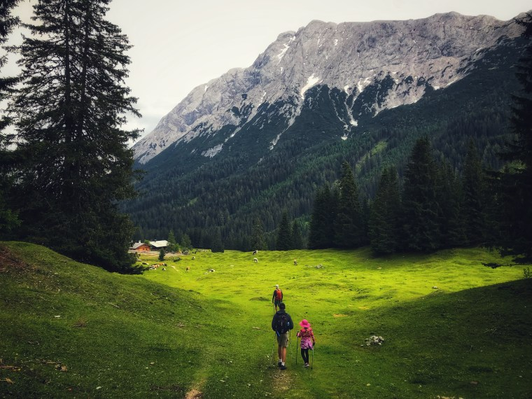 Sophia and Max in Austria