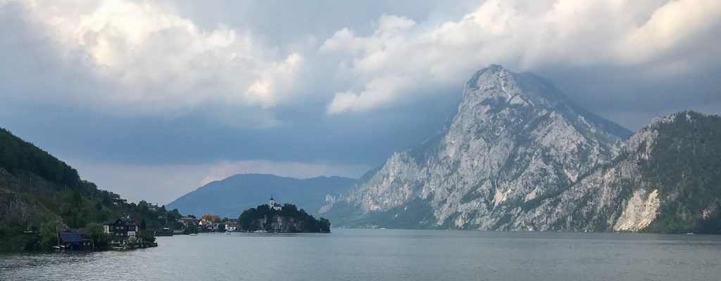Landgut Wagnerfeld, Lake Traunsee, Austria