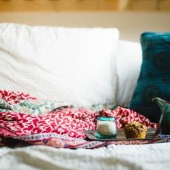 Dignify Kantha Throws