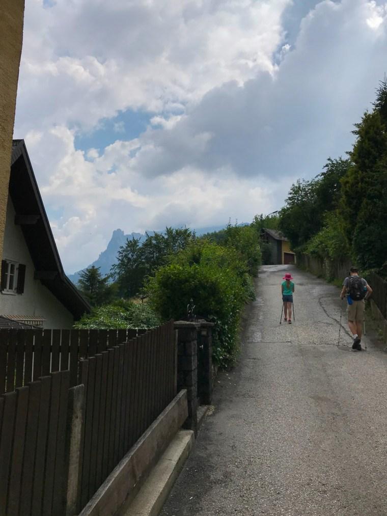 Ebensee am Traunsee, Austria