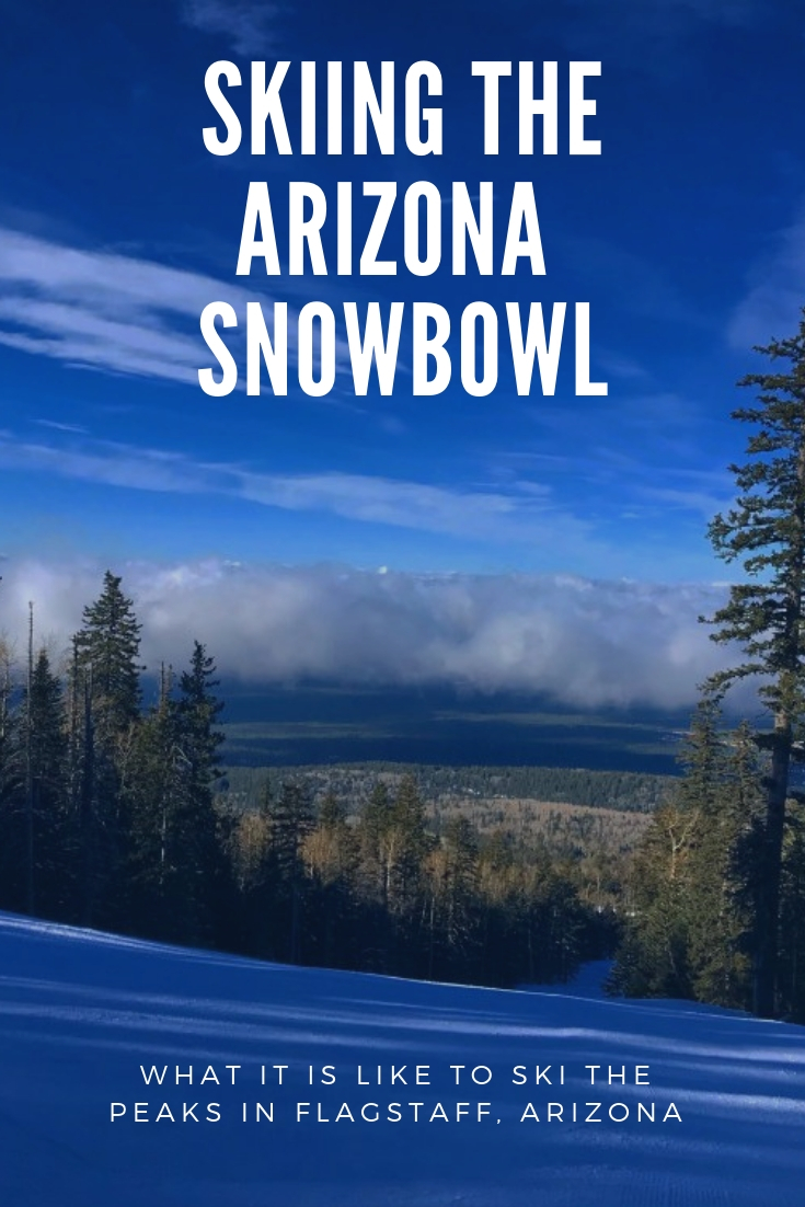 All you need to know about Skiing the Arizona Snowbowl Flagstaff Arizona
