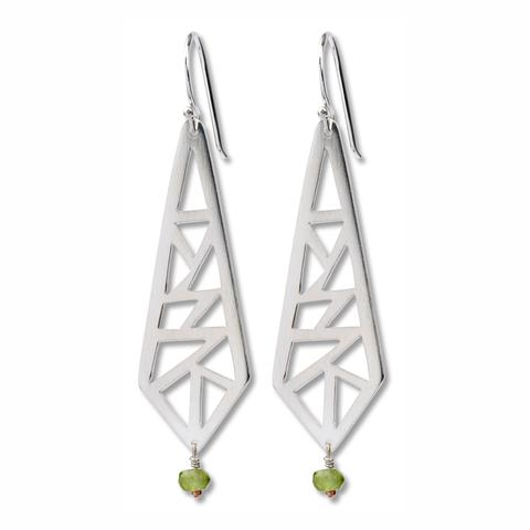 Her Future Coalition Invisible World Drop Earrings