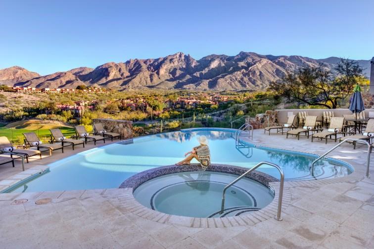 The pool. Photo Credit: Tom Firth