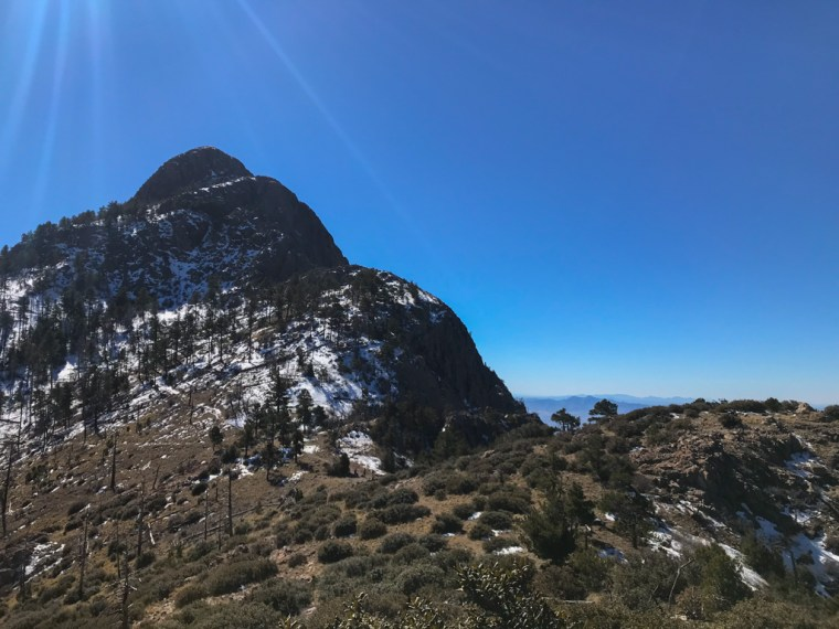 The Summit of Mount Wrightson, Tucson, Arizona