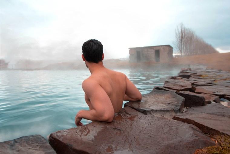 Secret Lagoon. Hidden Iceland