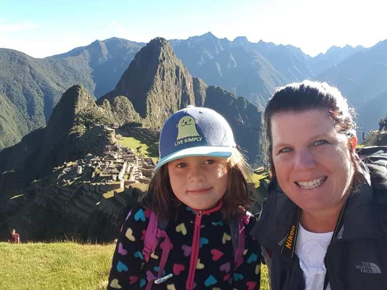 Mother Daughter Trip to Peru