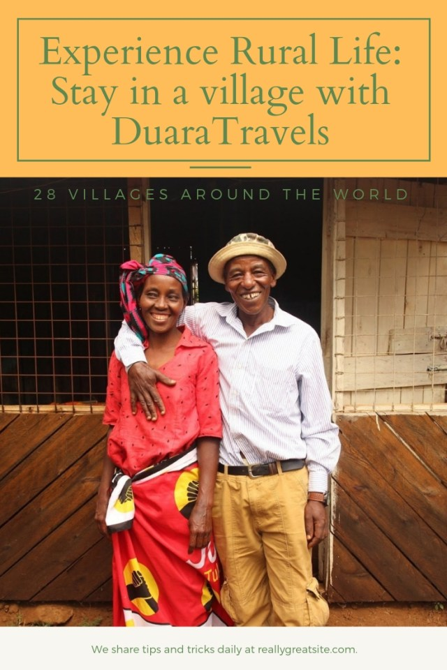Have you ever dreamed of getting a glimpse into the life of a villager in a far off place completely off the tourism grid?  Duara Travels is a social impact tourism enterprise that connects travelers with the opportunity to experience village life, living alongside locals in villages in Indonesia, Sri Lanka, Thailand, Tanzania, Ghana, Nepal and Kenya. When you book a village experience through Duara Travels, you get to visit places out of reach for most travelers affording a unique opportunity to meet local people and see real village life. Furthermore, these visits are a great way to support local communities and proide a sustainable income that helps the entire community while supporting sustainable tourism.