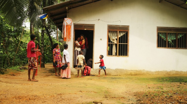 Sri Lanka village visit with Duara Travels