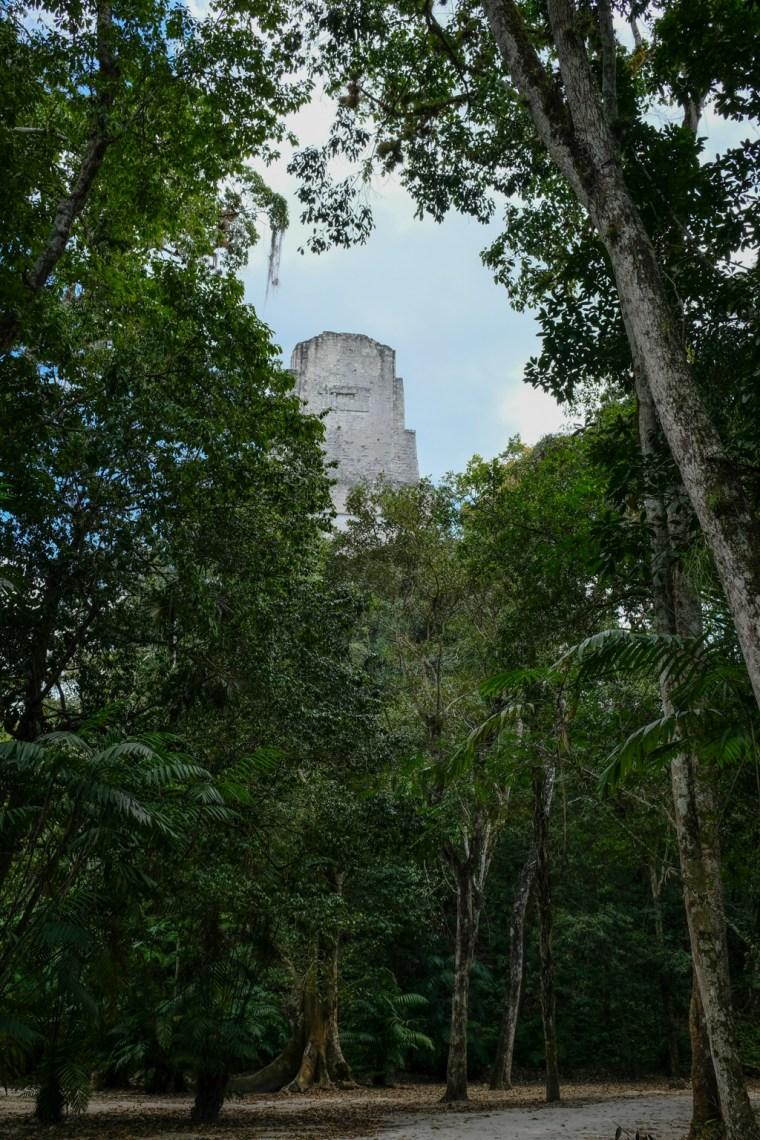 Tikal Temple III