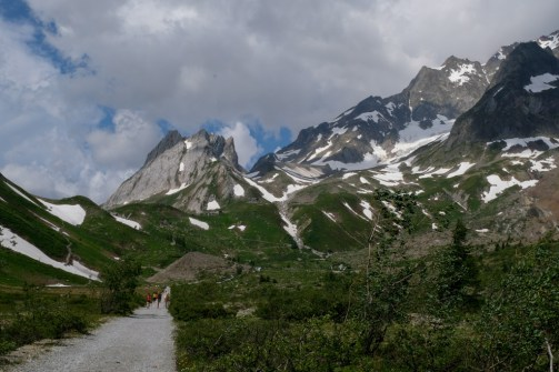 hike in Val Veny Courmayeur Italy