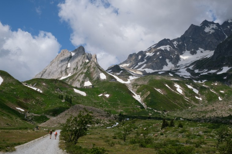 Hiking Val Veny in Courmayer