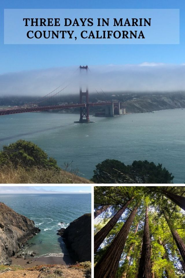 From hiking the mystical Marin Headlands, to getting lost within the towering giant redwoods of John Muir's famous quotes, and being mesmerized in San Francisco's Chinatown, there is plenty of nature, culture, and togetherness for our family trip to Marin County, California.