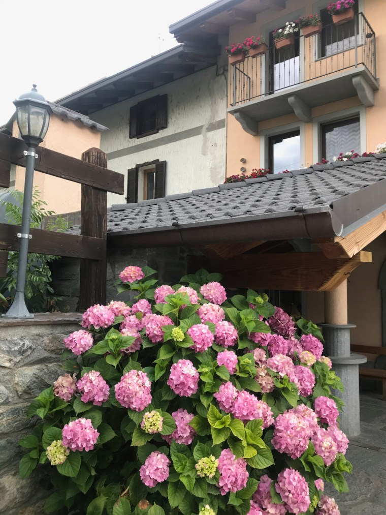 Pollein Aosta Italy