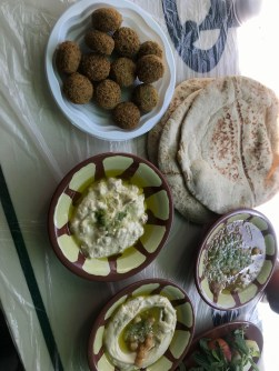 Food in Amman