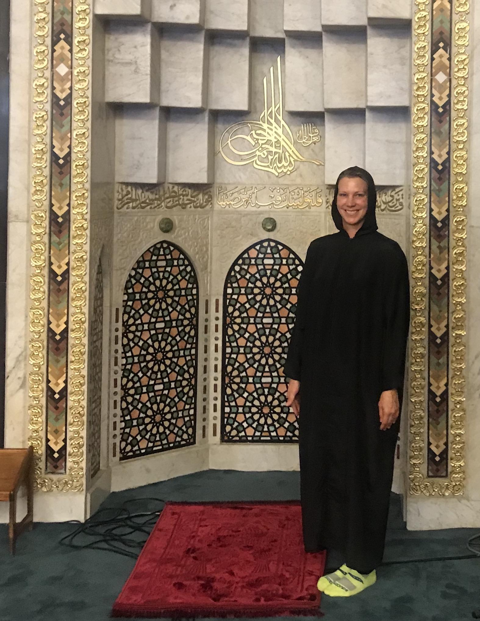 Mosque of King Abdullah Ibn AL-Hussein Amman
