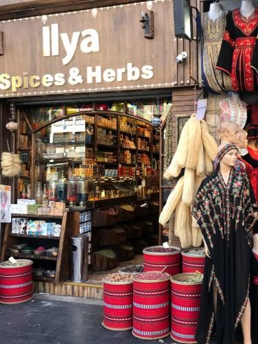 Spices abound