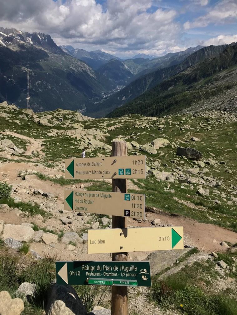 Plan de l'Aiguille, Chamonix