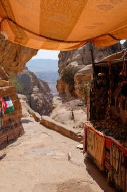 Petra hike to the Monastery, Petra, Jordan