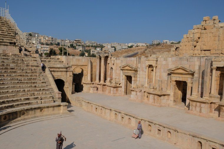 The South Theatre, Jerash, Jordan