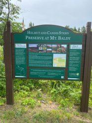 Hike on Mount Baldy, Keweenaw Peninsula, Michigan