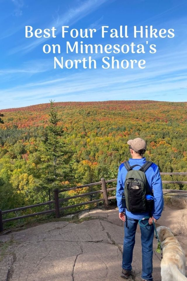 Best four fall hikes on Minnesota North Shore