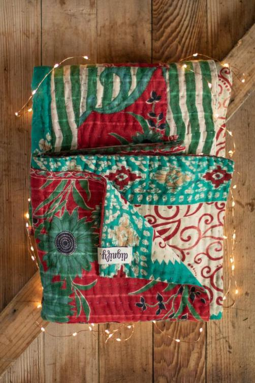 Even Holiday Throw $98