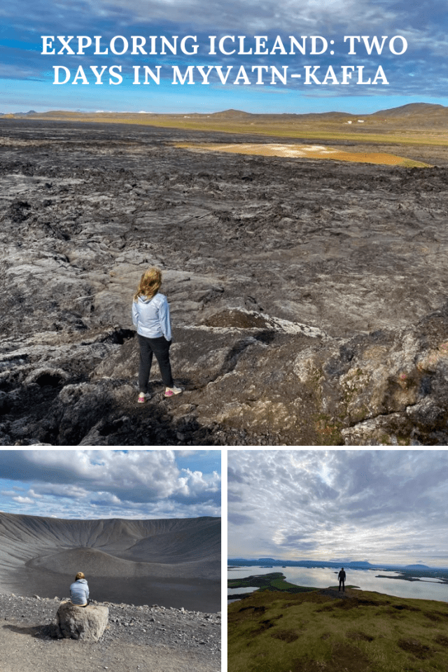 How to plan two days in Myvatn Lake and Krafla Iceland