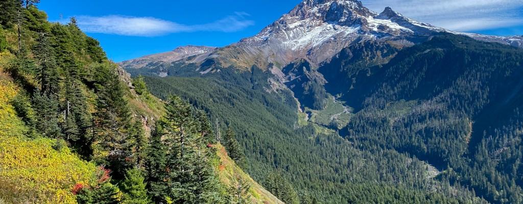 Bald Mountain Hike, Mount Hood, Oregon
