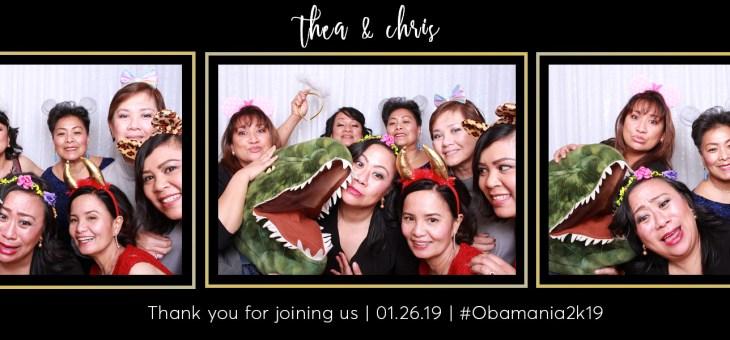 Anthea & Chris's Wedding!